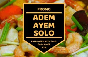 Promo Adem Ayem Solo