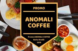 Promo Anomali Coffee