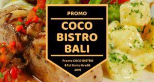 Promo Coco Bistro Bali