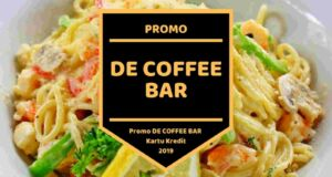 Promo De Coffee Bar Medan