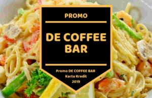 Promo De Coffee Bar Medan