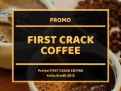 Promo First Crack Coffee