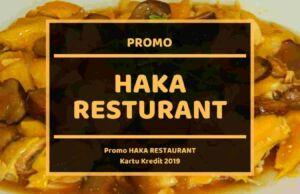 Promo Haka Restaurant