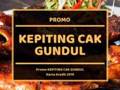 Promo Kepiting Cak Gundul