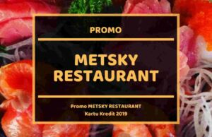 Promo Metsky Restaurant Hotel Horison Bekasi