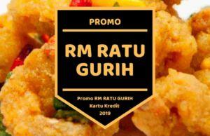 Promo RM Ratu Gurih