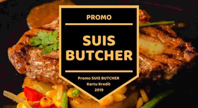 Promo Suis Butcher