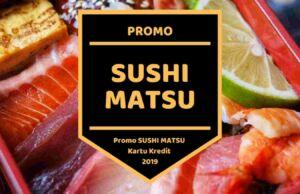 Promo Sushi Matsu