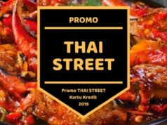 Promo Thai Street