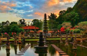 Taman Istana Air Tirta Gangga