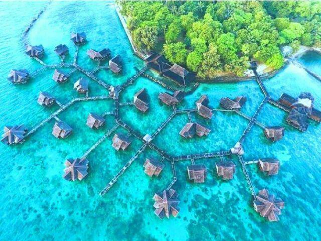 penginapan da cottage laut kepulauan seribu