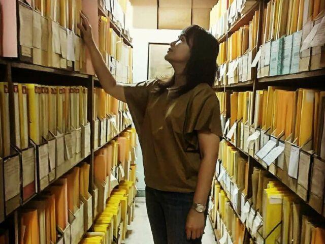 Pusat dokumentasi sastra HB Jassin TIM