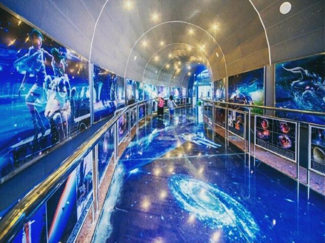 Planetarium dan Observatorium Jakarta di Taman Ismail Marzuki