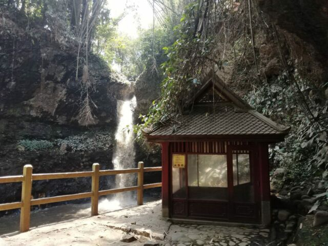kawasan wisata curug dago