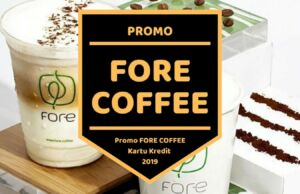 Promo Fore Coffee