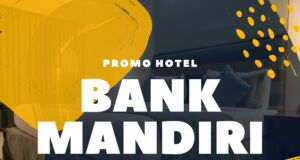 Promo Hotel Bank Mandiri