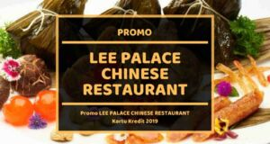 Promo Lee Palace Chinese Restaurant