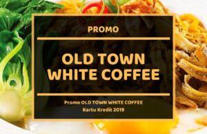 Promo Old Town White Coffee