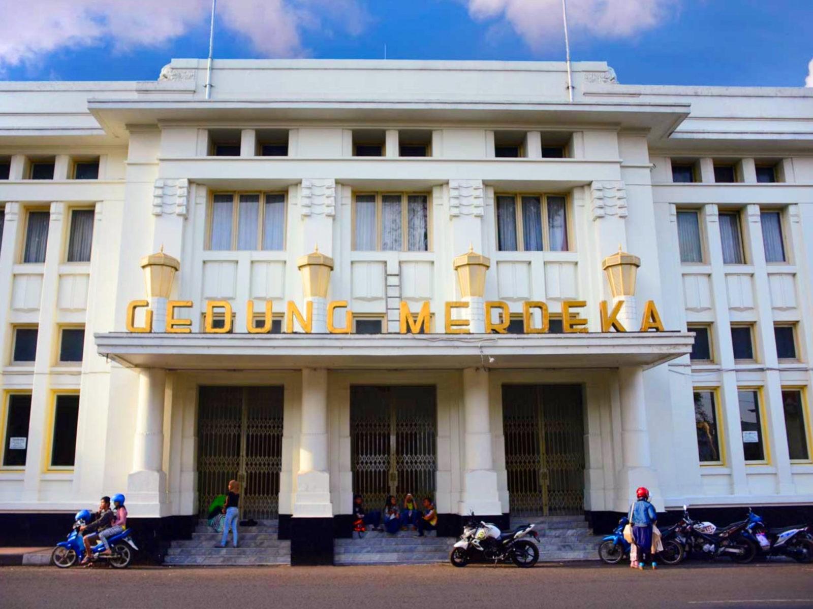 Wisata Gedung Merdeka Tiket & Ragam Aktivitas Mei 2020