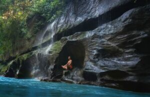 Keindahan Hidden Canyon