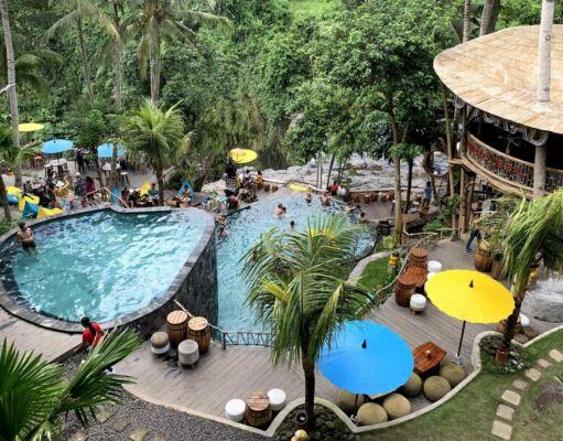 Kolam Renang Dtukad River Club