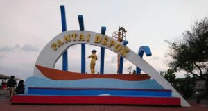 Ikon Pantai Depok Bantul