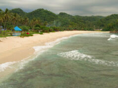 kawasan wisata pantai seru pacitan