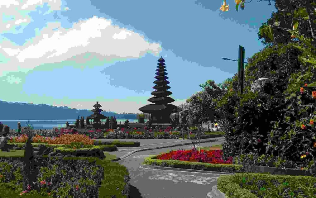Area Kebun Raya Bali