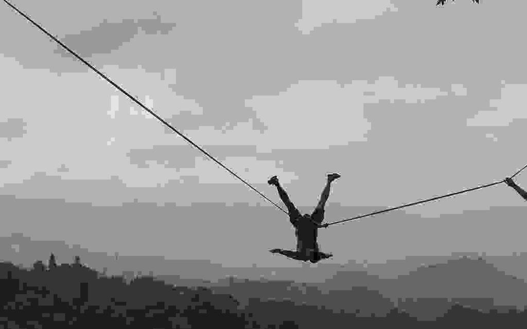Flying Jumping