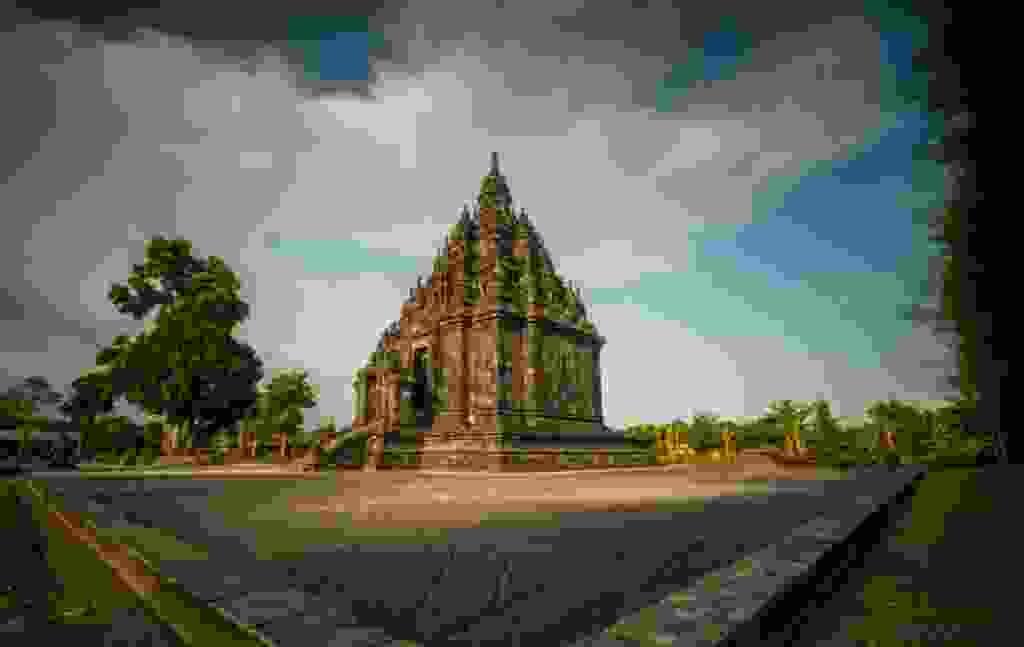 Candi Sojiwan di Desa Kebondalem, Kecamatan Prambanan, Kabupaten Klaten