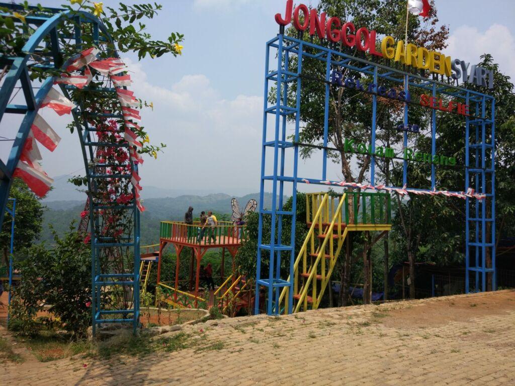 Gerbang Jonggol Garden