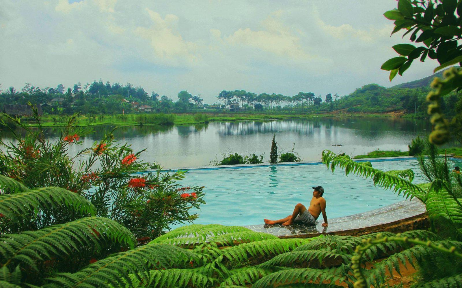 Wisata Danau Situ Rawa Gede Bogor April 2021 Travelspromo