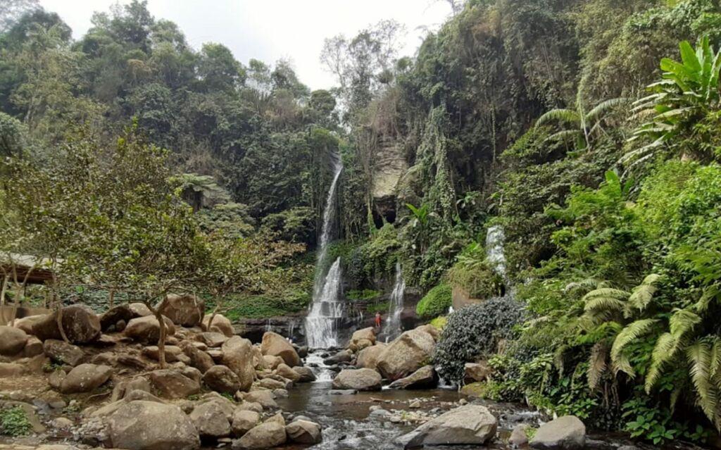 Kawasan wisata curug orok