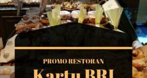 Promo Restoran BRI