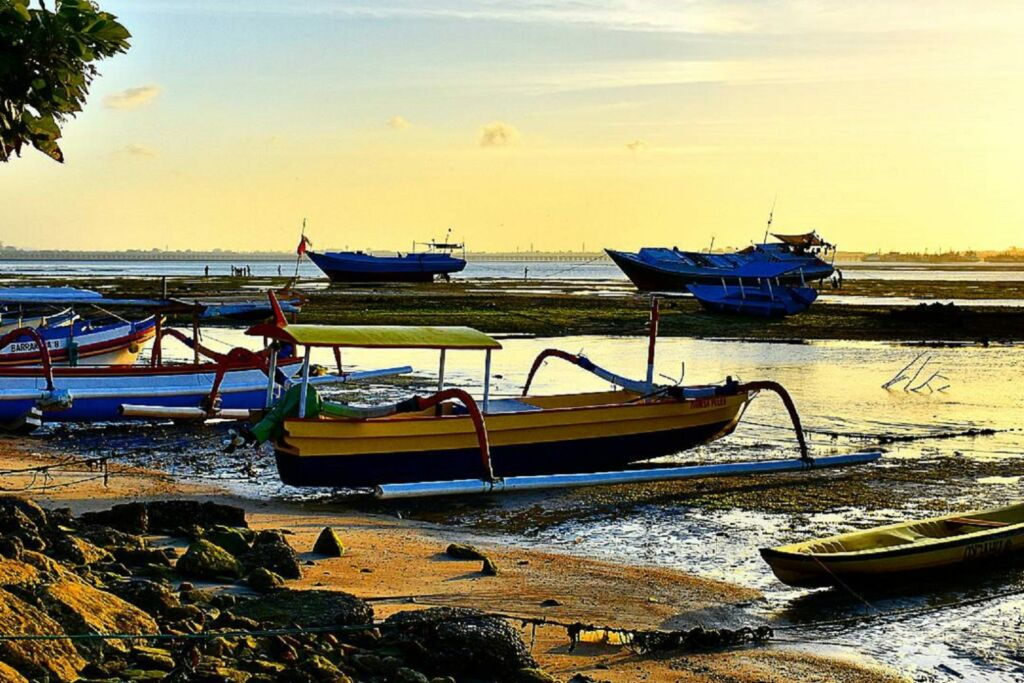 Senja di Tanjung Benoa