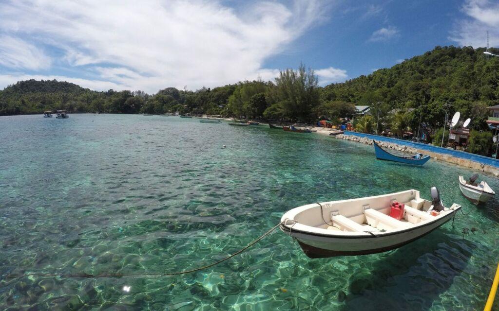 Laut di Pulau Weh