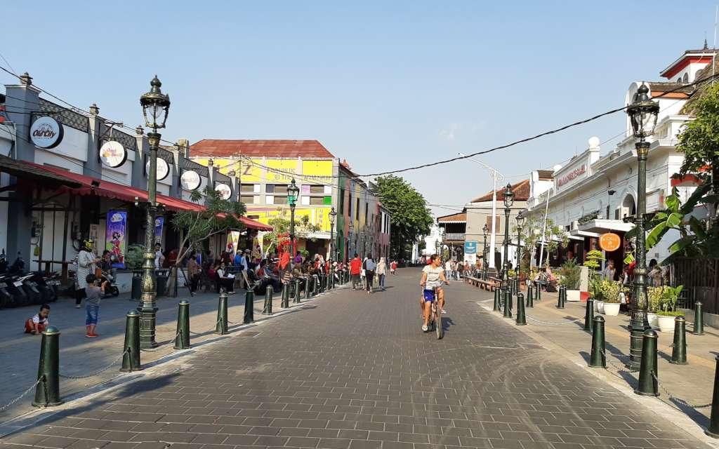 suasana Kota Lama