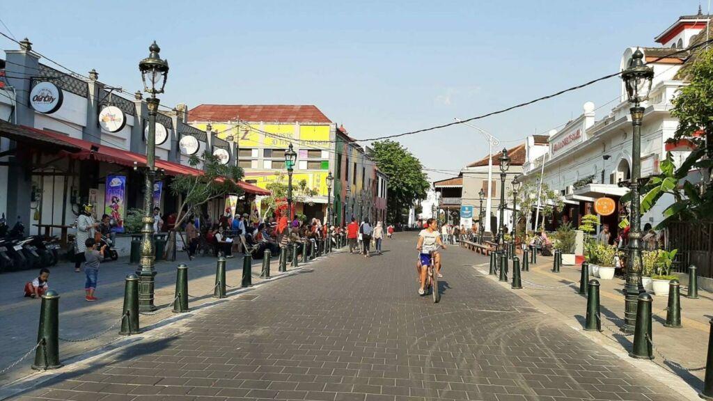 Tempat wisata di Semarang bernuansa Kolonial Kota Lama