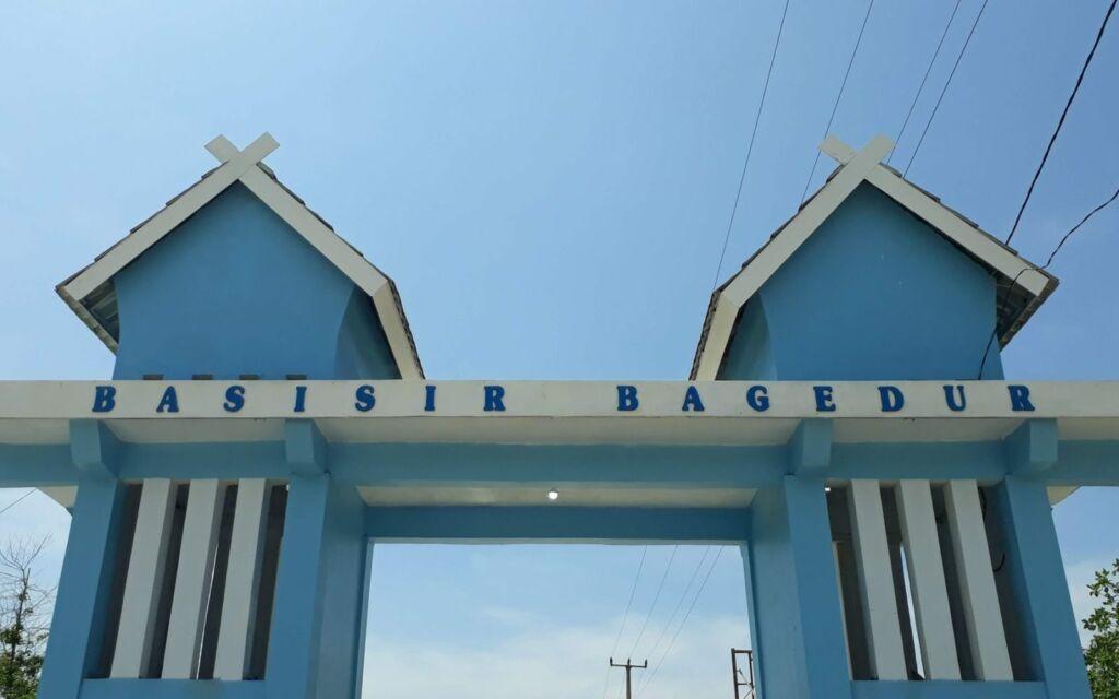 Gerbang kedatangan