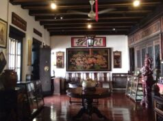 Interior Museum Benteng Heritage