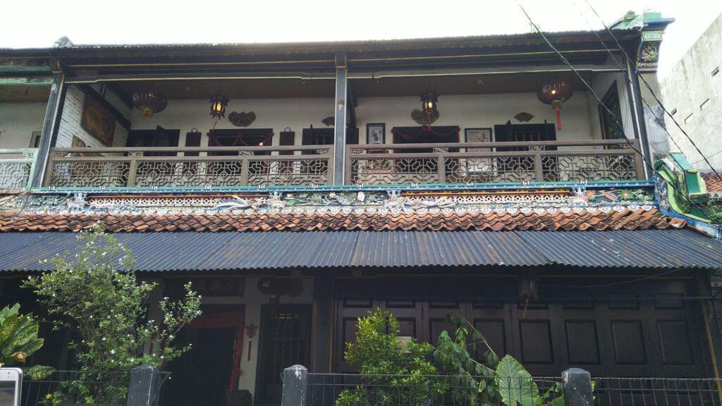 Eksterior Museum Benteng Heritage