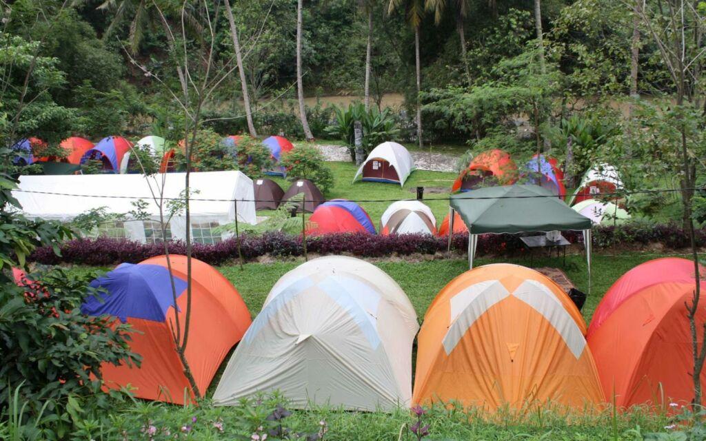 Area Perkemahan Bukit Baros