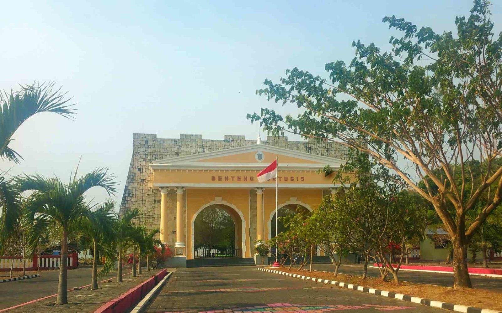 Wisata Sejarah Benteng Portugis Jepara April 2021 Travelspromo