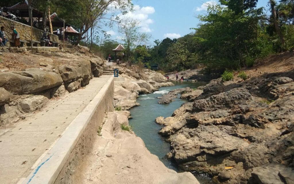 Sungai Opak nan eksotis