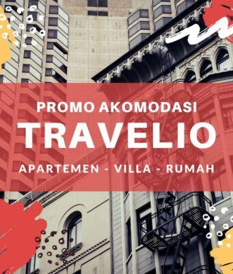 promo hotel travelio