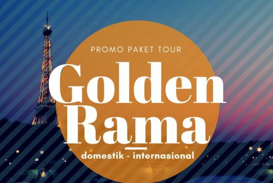 promo paket tour Golden Rama