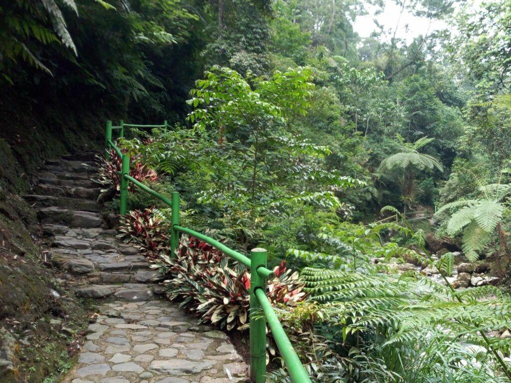 Rute trekking