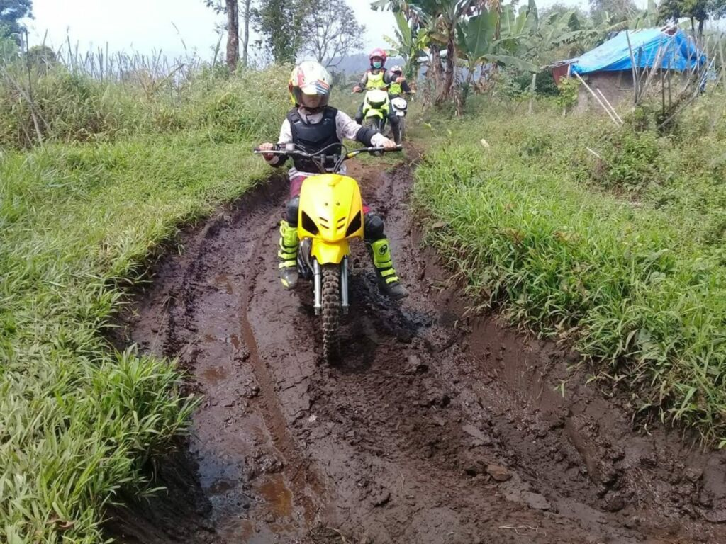 Off road di ciater highland resort