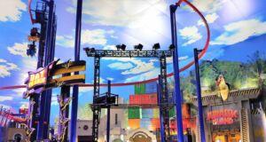 zona petualangan Trans Studio Cibubur