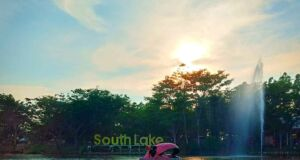 area danau south lake park